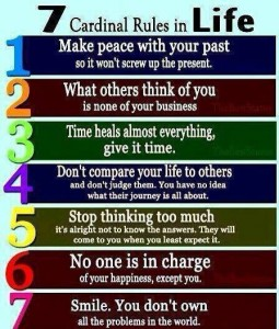 7RulesofLife
